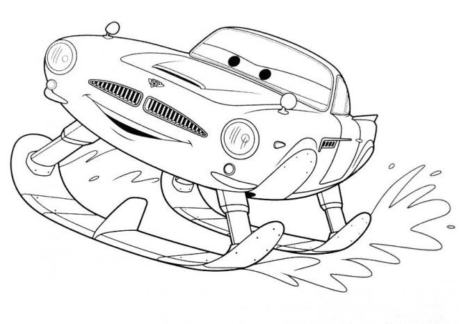 Coloriage et dessins gratuits Cars 31 à imprimer