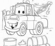 Coloriage Cars 33