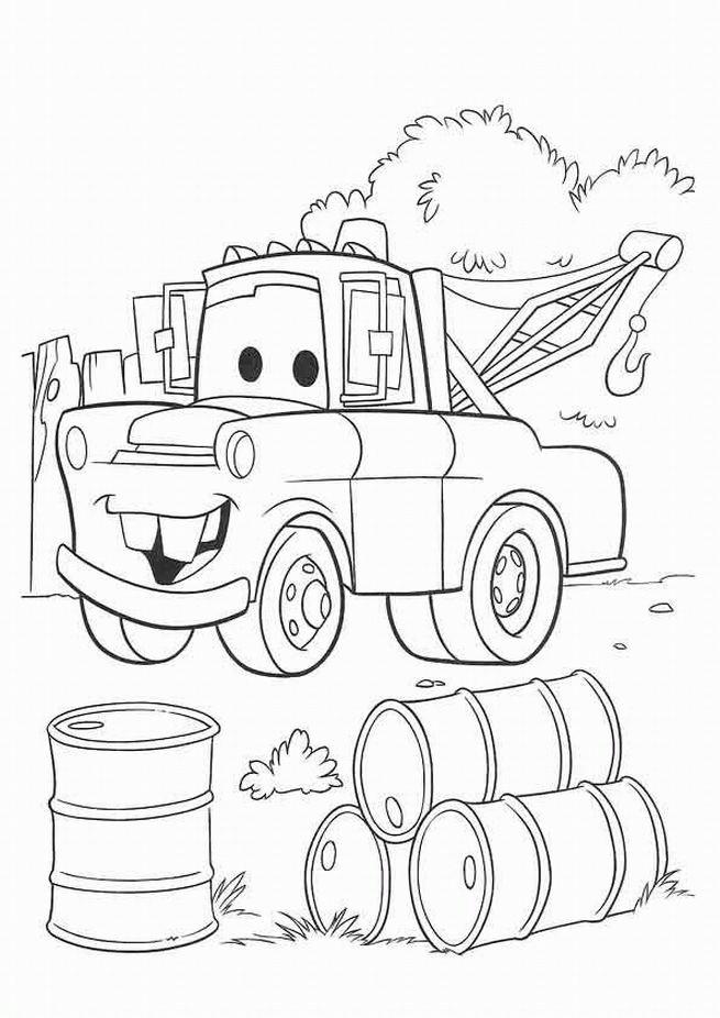 Coloriage et dessins gratuits Cars 33 à imprimer