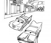 """Coloriage et dessins gratuit Hank """"Halloween"""" Murphy à imprimer"""