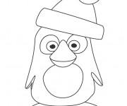 Coloriage Club Penguin 10