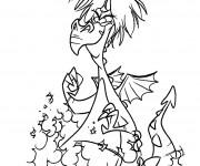 Coloriage et dessins gratuit Hercule 21 à imprimer