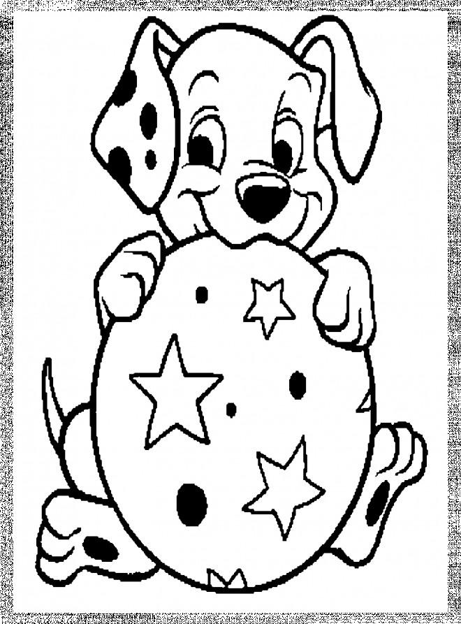 Coloriage et dessins gratuits Freckles avec un oeuf à imprimer