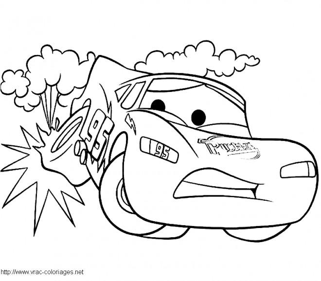 Coloriage et dessins gratuits Cars 15 à imprimer
