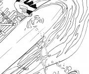 Coloriage et dessins gratuit Viana la légende du bout du monde à imprimer