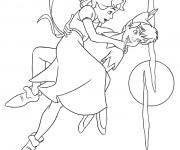 Coloriage Peter Pan 30