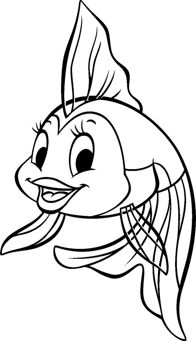 Coloriage et dessins gratuits Cléo Pinocchio à imprimer