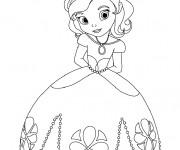 dessiner en ligne vos coloriages prfrs de princesse sofia 6
