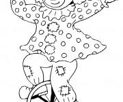 Coloriage Clown à colorier