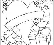 Coloriage et dessins gratuit Fête des Mères à colorier à imprimer