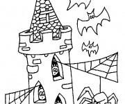Coloriage et dessins gratuit Halloween 29 à imprimer