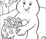 Coloriage et dessins gratuit Halloween 52 à imprimer