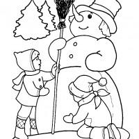 Coloriage et dessins gratuit Noel 13 à imprimer