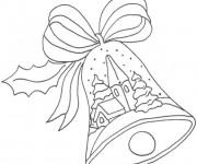 Coloriage dessin  Noel 2
