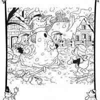 Coloriage et dessins gratuit Noel 38 à imprimer