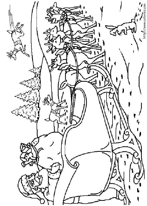 Coloriage et dessins gratuits Noel 41 à imprimer