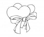 Coloriage dessin  St-Valentin 7