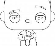 Coloriage et dessins gratuit Bébé Boss 7 à imprimer