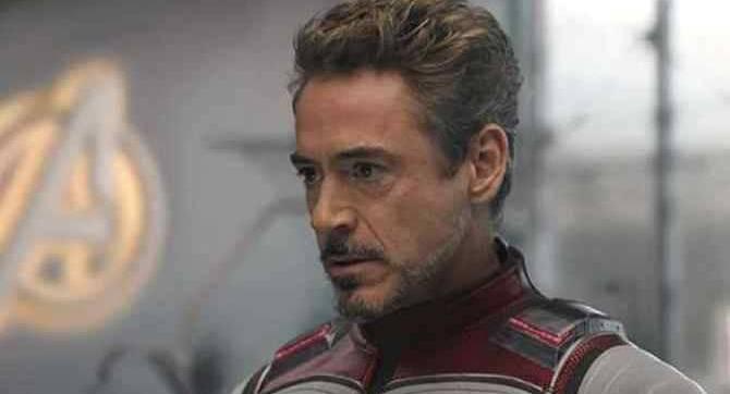 AVENGERS: La star de ENDGAME, Robert Downey Jr., dit qu'il est «tout fait» en tant que Iron Man de l'univers cinématographique Marvel