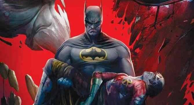 Batman: (la mort dans la famille) Détails du film interactif Blu-ray et fonctionnalités spéciales révélées