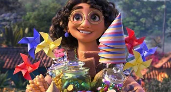 ENCANTO : beaucoup d'inspiration derrière le superbe film de Disney