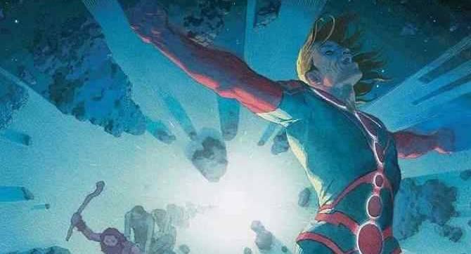 ETERNALS: Kieron Gillen revient dans Marvel Comics en novembre pour une nouvelle série avec Esad Ribic