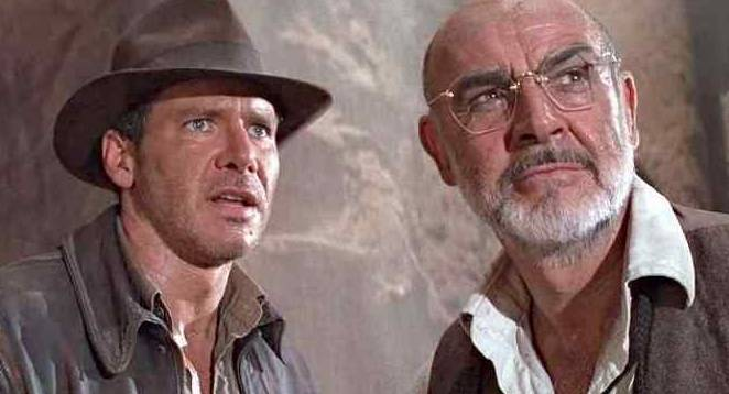 La Star d'Indiana Jones rend hommage à Sean Connery