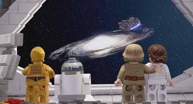 LEGO STAR WARS: La bande-annonce de SKYWALKER SAGA est sortie alors que le jeu se propage au printemps prochain