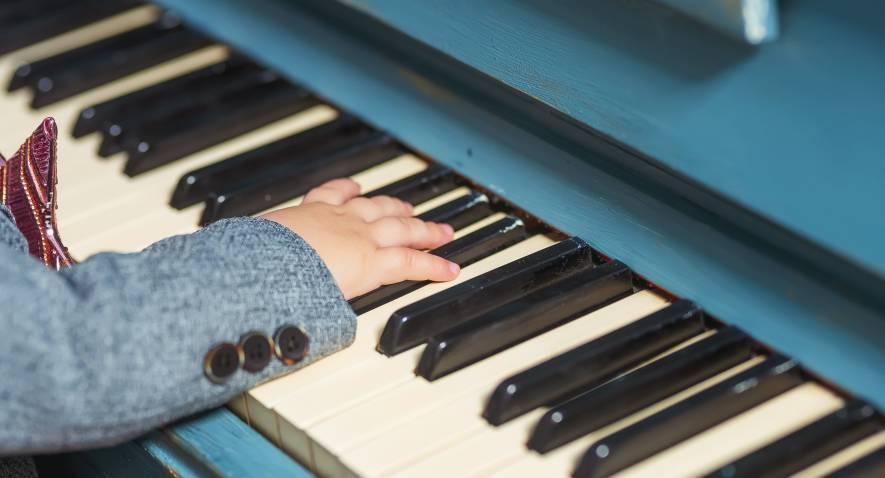 Les avantages d'apprendre la musique aux enfants