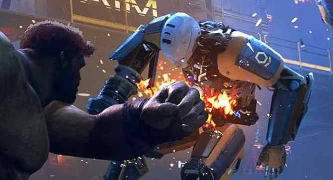 MARVEL'S AVENGERS et SPIDER-MAN prennent place dans leurs propres mondes, alors ne vous attendez pas à un crossover