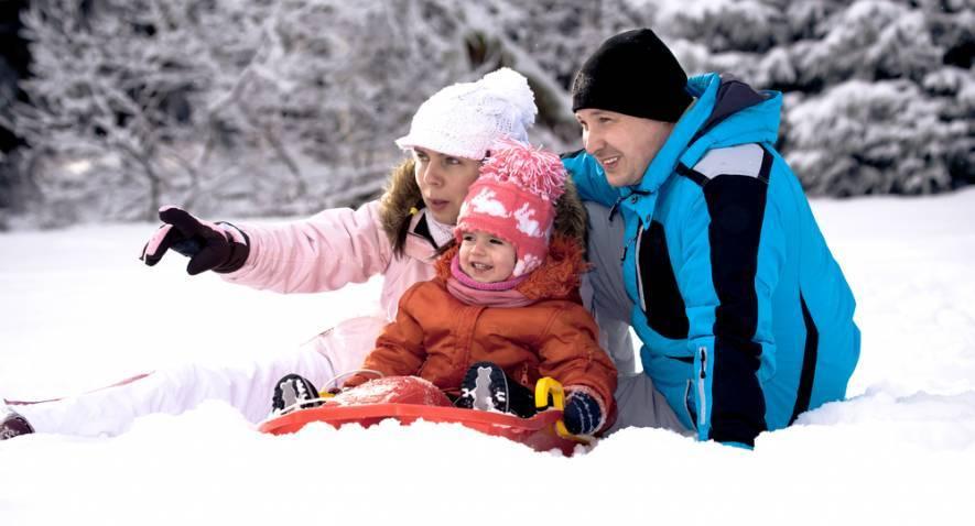 Meilleures idées pour les activités d'hiver