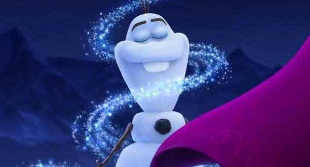 Olaf revient dans la nouvelle bande-annonce officielle du prochain court métrage d'animation frozen (il était un bonhomme de neige)