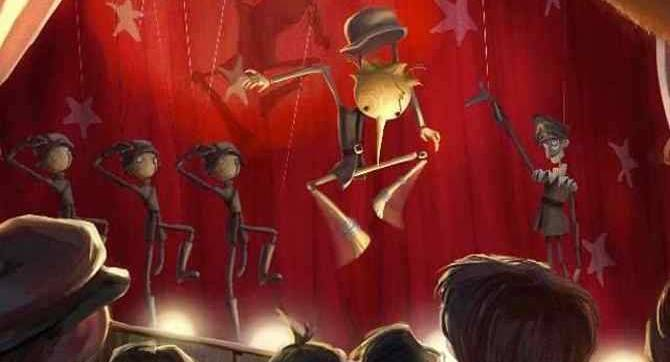PINOCCHIO: Casting complet annoncé pour la comédie musicale Stop-Motion du réalisateur HELLBOY Guillermo Del Toro