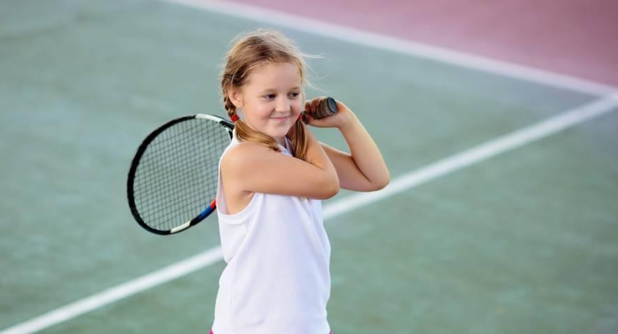 Pratiquer le sport pour les petits enfants
