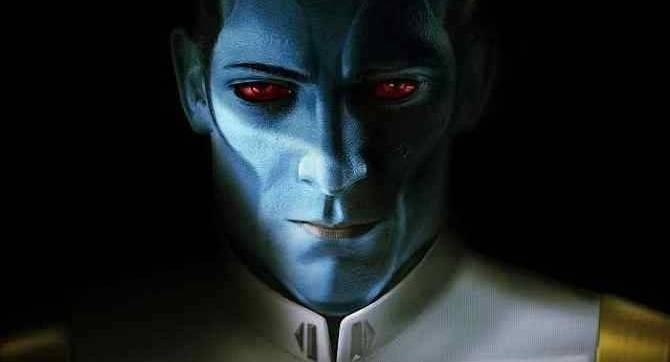 RUMOR MILL: Il y a encore des plans pour le grand amiral en action réelle Thrawn dans un futur projet STAR WARS