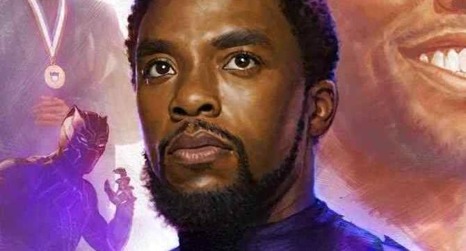 Ryan Meinerding de Marvel commémore la fin de la star de BLACK PANTHER Chadwick Boseman avec de superbes illustrations