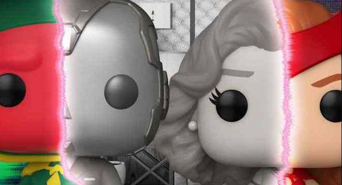 WANDAVISION Funko POPs offre quelques indices sur l'intrigue de la série Disney +