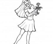 Coloriage et dessins gratuit Ado 20 à imprimer