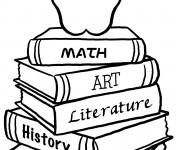 Coloriage et dessins gratuit Ado Éducation à imprimer