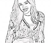 Coloriage et dessins gratuit Ado Réaliste à imprimer