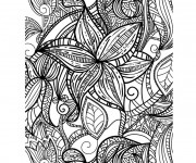 Coloriage Adulte Anti-stress
