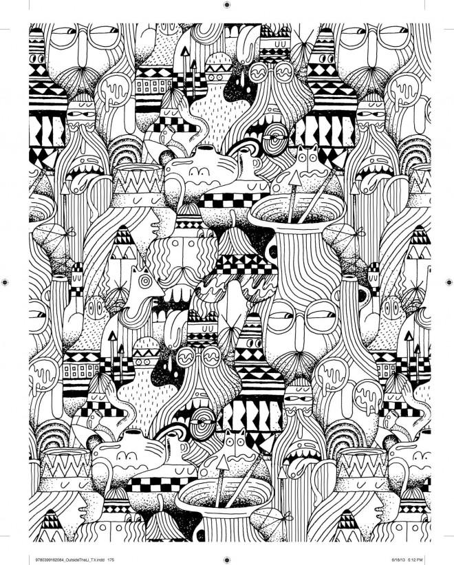 Coloriage et dessins gratuits Adulte Difficile Artistique à imprimer