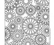 Coloriage et dessins gratuit Adulte Difficile 28 à imprimer