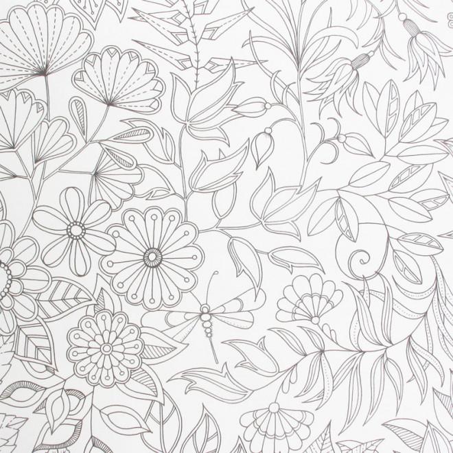 Coloriage et dessins gratuits Adulte Jardin maternelle à imprimer