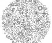 Coloriage dessin  Adulte 15