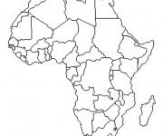 Coloriage Afrique 7