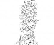 Coloriage dessin  Amusant 12