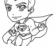 Coloriage Super Heros 15