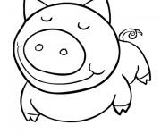 Coloriage et dessins gratuit Animaux En Ligne 20 à imprimer