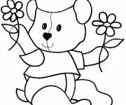 Coloriage et dessins gratuit Animaux En Ligne 34 à imprimer